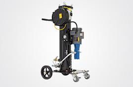 Lube Oil Filter Cart